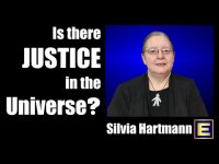 Is There Justice In The Universe? with Silvia Hartmann